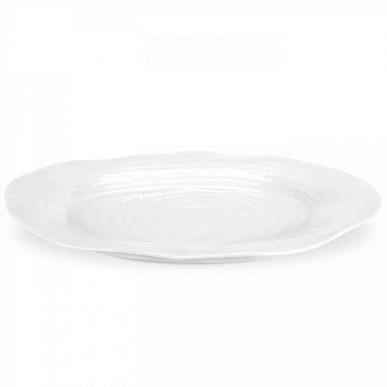 SOPHIE CONRAN PLATE LARGE OVAL 43 x 34cm CPW76837-X
