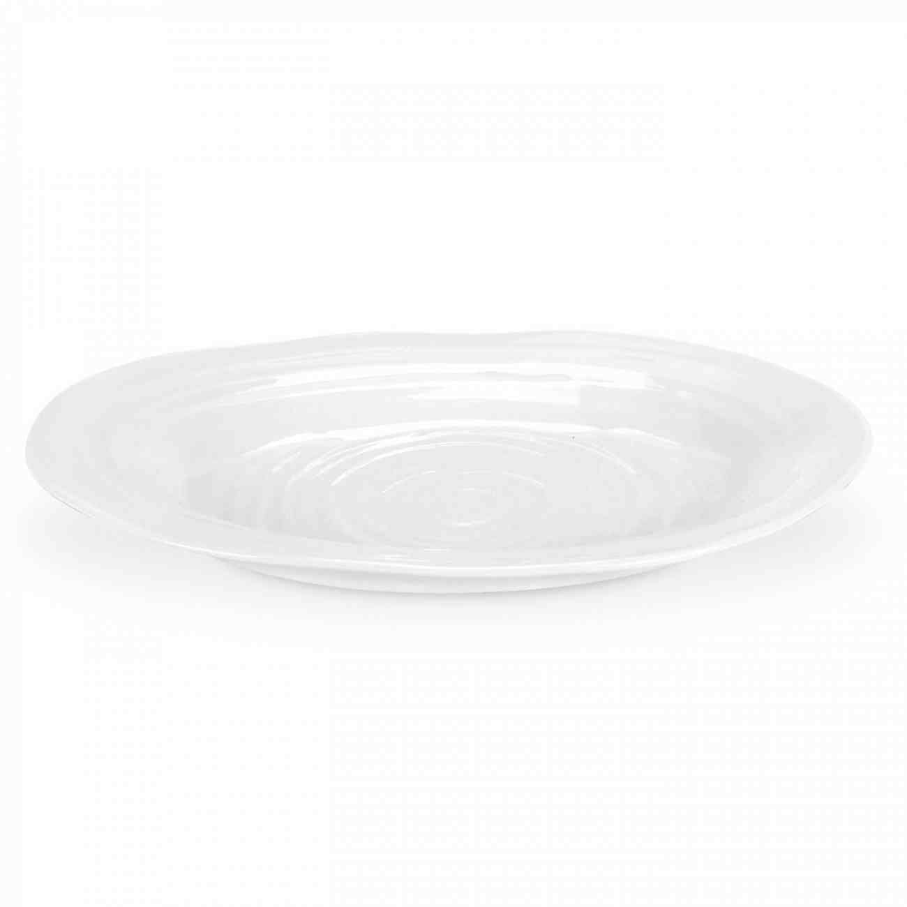 """SOPHIE CONRAN PLATE SMALL OVAL 29.5x21.5cm/11.75""""x8.5"""" CPW76839-X"""