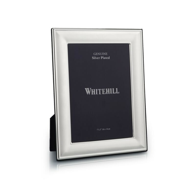 WHITEHILL SILVER PLATED FRAME 13 X 18CM  WP2414