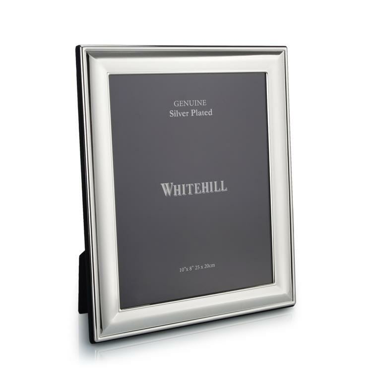 WHITEHILL SILVER PLATED FRAME  20x25cm WP2415