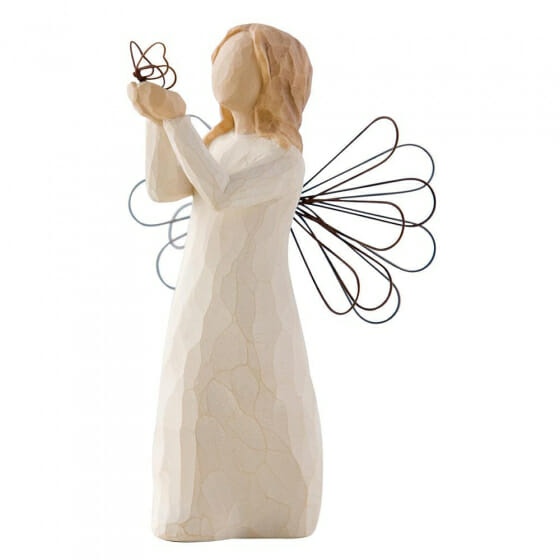"""WILLOW TREE ANGEL OF FREEDOM - 5"""" 26219"""