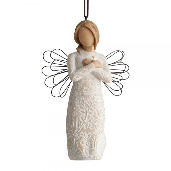 WILLOW TREE HANGING ORNAMENTS