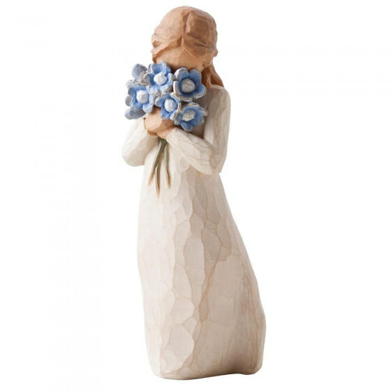 """WILLOW TREE  FORGET-ME-NOT - 5"""" 26454"""