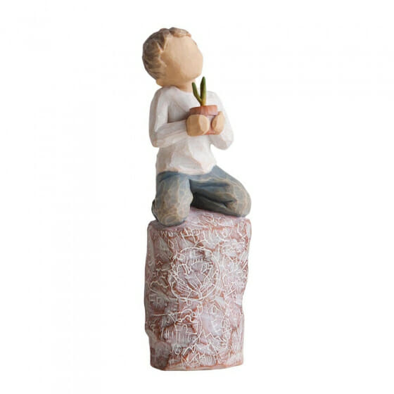 """WILLOW TREE SOMETHING SPECIAL - 5.5"""" 27269"""