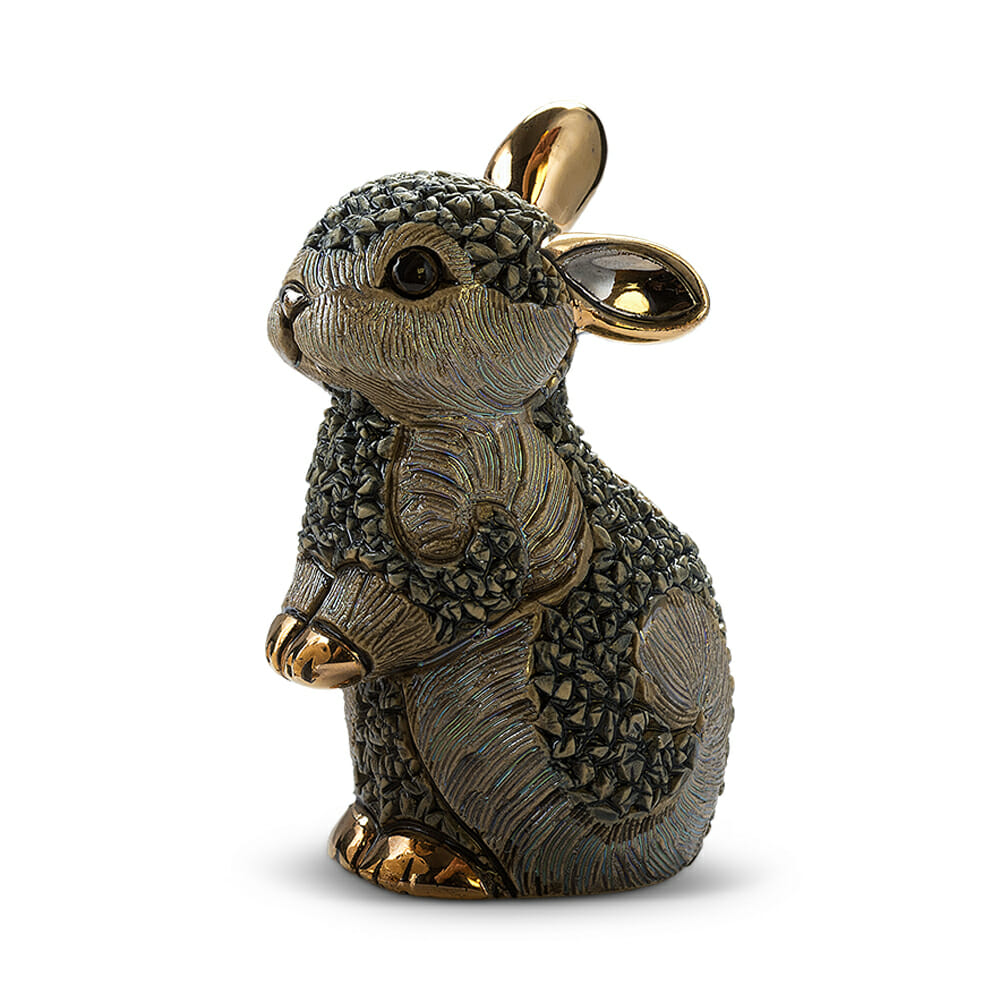 RINCONADA   BUNNY STANDING 5x4x9cm F410A - SOLD OUT