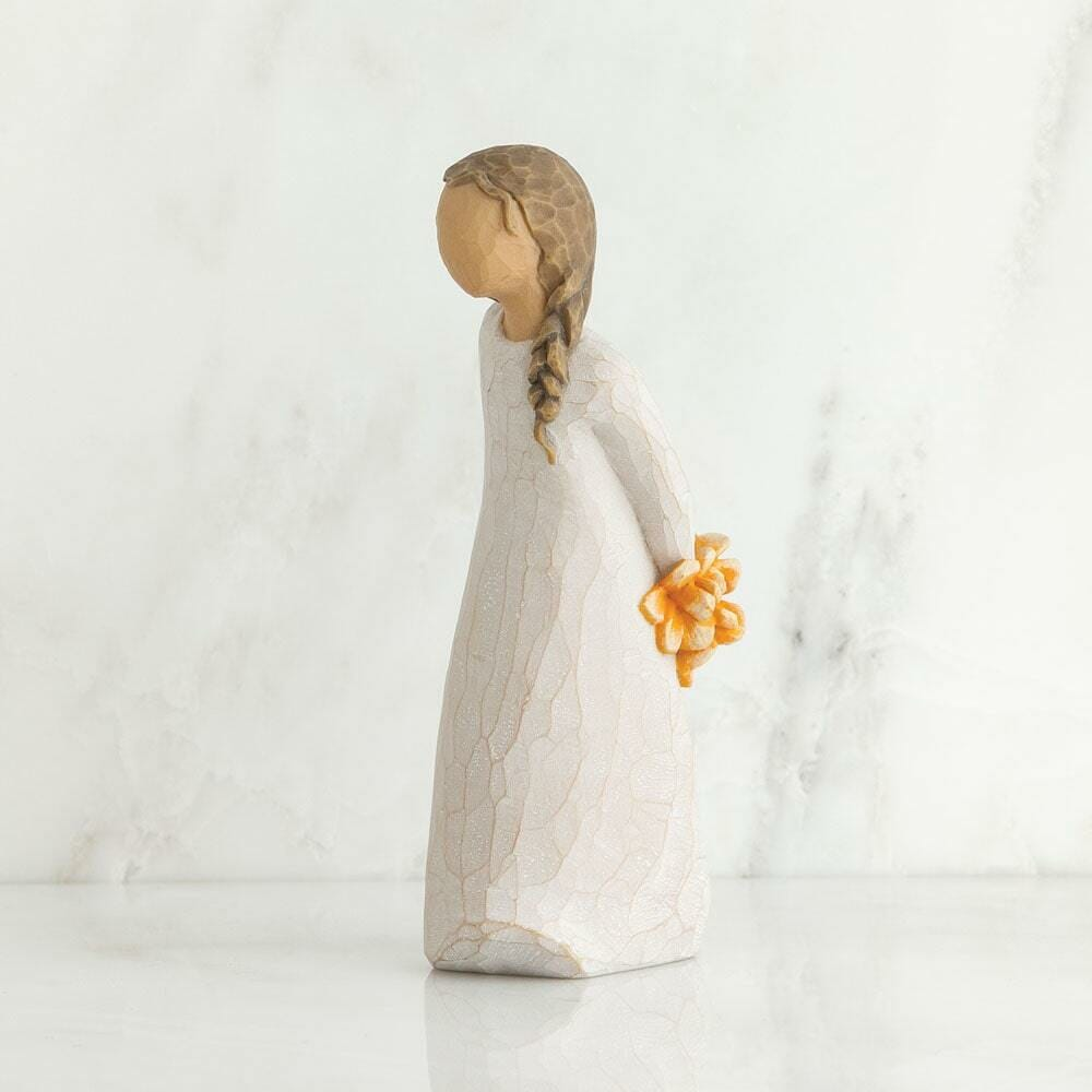 """WILLOW TREE - FOR YOU FIGURINE 5""""H 27672"""