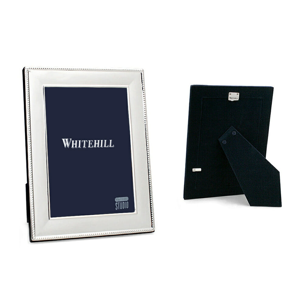 WHITEHILL SILVER PLATED FRAME 13 X 18CM WP2411