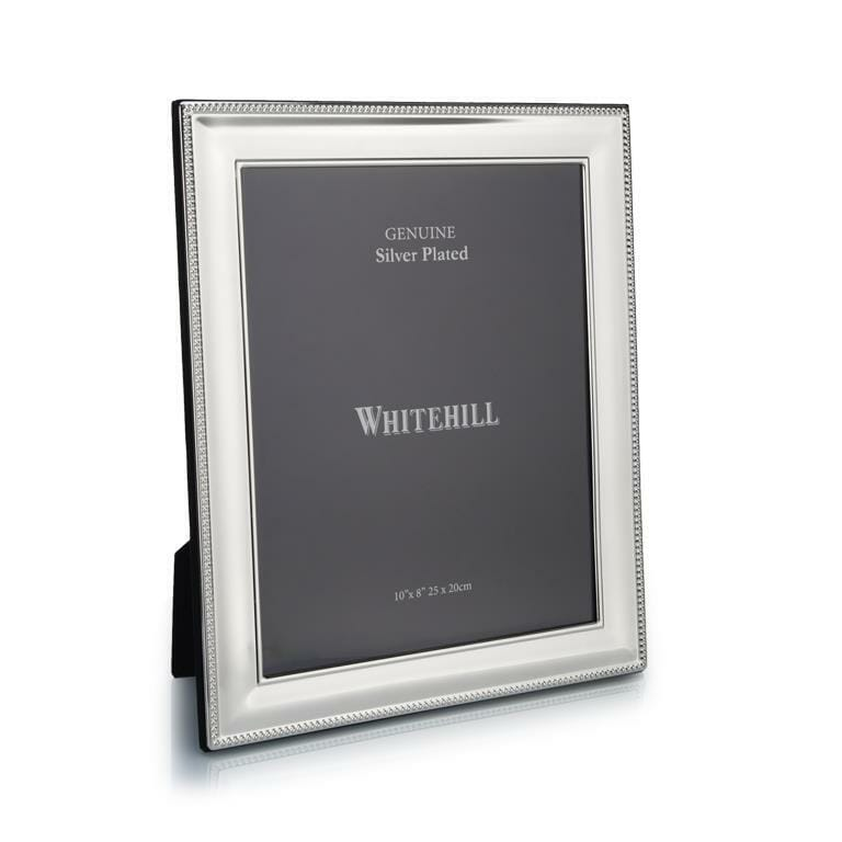 WHITEHILL SILVER PLATED FRAME 20 X 25CM WP2412